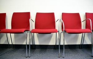 Sitting area in Dental clinics in chandigarh