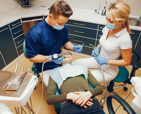 Dental examination in chandigarh