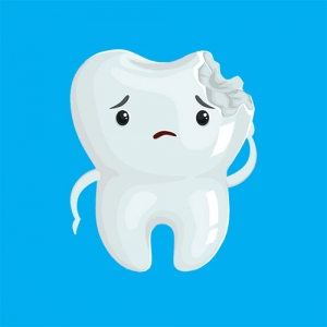 Tooth and mouth injuries